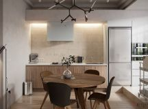 Modern And Youthful: 4 Small Apartments With Fierce Style images 10