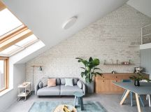 A Bright And Modern Family Home In Beijing images 0