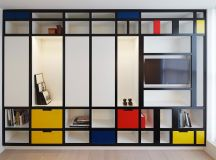 Piet Mondrian Inspired Interior Design To Give Your Home The De Stijl Flair images 22