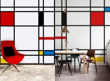 Piet Mondrian Inspired Interior Design To Give Your Home The De Stijl Flair images 34