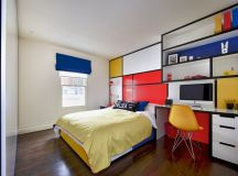 Piet Mondrian Inspired Interior Design To Give Your Home The De Stijl Flair images 21