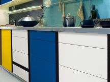 Piet Mondrian Inspired Interior Design To Give Your Home The De Stijl Flair images 41