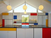 Piet Mondrian Inspired Interior Design To Give Your Home The De Stijl Flair images 42