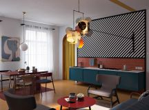 Piet Mondrian Inspired Interior Design To Give Your Home The De Stijl Flair images 1