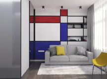 Piet Mondrian Inspired Interior Design To Give Your Home The De Stijl Flair images 7