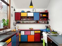 Piet Mondrian Inspired Interior Design To Give Your Home The De Stijl Flair images 44