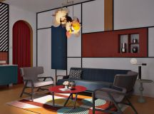 Piet Mondrian Inspired Interior Design To Give Your Home The De Stijl Flair images 0