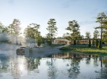 Finnish Villa With Glass Walls And Private Pier images 14