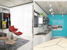 Piet Mondrian Inspired Interior Design To Give Your Home The De Stijl Flair images 14