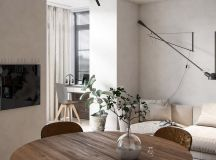 Modern And Youthful: 4 Small Apartments With Fierce Style images 9