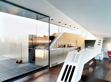 50 Gorgeous Galley Kitchens And Tips You Can Use From Them images 49
