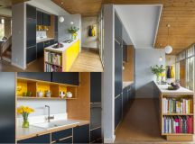 50 Gorgeous Galley Kitchens And Tips You Can Use From Them images 8