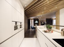 50 Gorgeous Galley Kitchens And Tips You Can Use From Them images 4