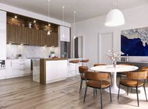 50 Gorgeous Galley Kitchens And Tips You Can Use From Them images 18