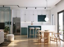 50 Gorgeous Galley Kitchens And Tips You Can Use From Them images 9