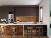 50 Gorgeous Galley Kitchens And Tips You Can Use From Them images 29