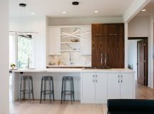 50 Gorgeous Galley Kitchens And Tips You Can Use From Them images 26