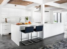 50 Gorgeous Galley Kitchens And Tips You Can Use From Them images 15