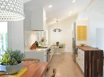 50 Gorgeous Galley Kitchens And Tips You Can Use From Them images 35