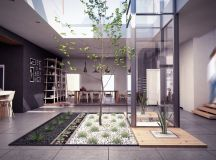 51 Captivating Courtyard Designs That Make Us Go Wow images 2