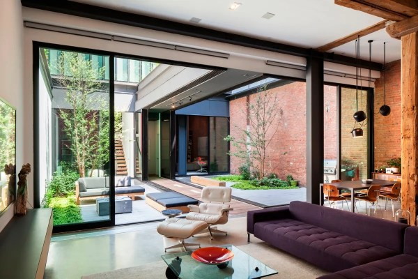 Captivating Courtyard Design Make Wow