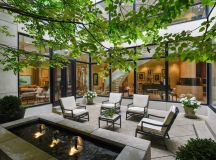 51 Captivating Courtyard Designs That Make Us Go Wow images 9
