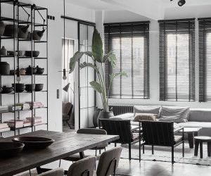 A Beautiful 300 Square Meter (3230 sqft) Apartment For A Design Aficionado In Vienna