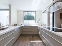 50 Unique U-Shaped Kitchens And Tips You Can Use From Them images 9