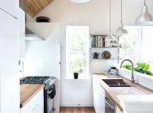 50 Gorgeous Galley Kitchens And Tips You Can Use From Them images 14