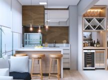 50 Gorgeous Galley Kitchens And Tips You Can Use From Them images 10