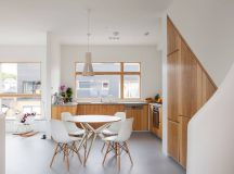 50 Unique U-Shaped Kitchens And Tips You Can Use From Them images 12