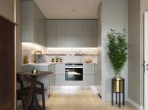 50 Unique U-Shaped Kitchens And Tips You Can Use From Them images 21