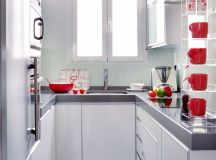 50 Unique U-Shaped Kitchens And Tips You Can Use From Them images 25