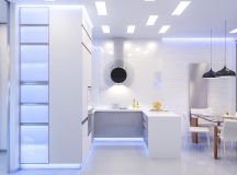 50 Unique U-Shaped Kitchens And Tips You Can Use From Them images 24