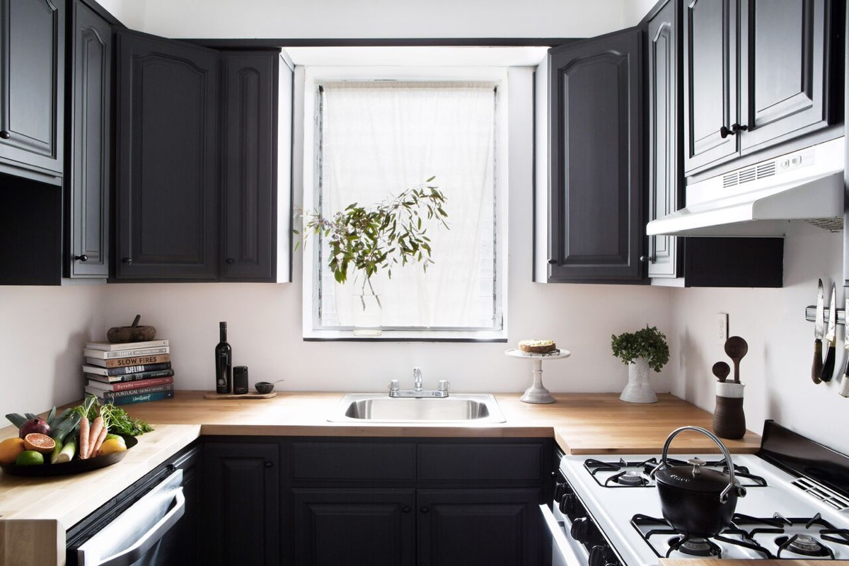 Small Kitchen U Shape Design   Novocom.top