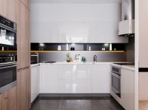 50 Unique U-Shaped Kitchens And Tips You Can Use From Them images 13