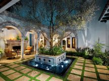 51 Captivating Courtyard Designs That Make Us Go Wow images 11