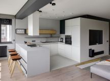50 Unique U-Shaped Kitchens And Tips You Can Use From Them images 5