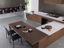 50 Unique U-Shaped Kitchens And Tips You Can Use From Them images 36