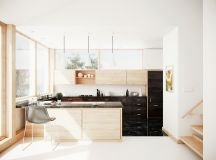 50 Unique U-Shaped Kitchens And Tips You Can Use From Them images 31