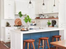 50 Unique U-Shaped Kitchens And Tips You Can Use From Them images 33