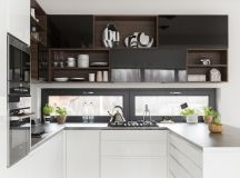 50 Unique U-Shaped Kitchens And Tips You Can Use From Them images 29