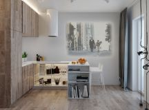 50 Unique U-Shaped Kitchens And Tips You Can Use From Them images 22