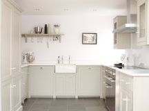 50 Unique U-Shaped Kitchens And Tips You Can Use From Them images 27