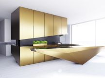 50 Unique U-Shaped Kitchens And Tips You Can Use From Them images 40