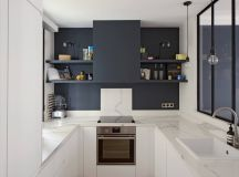 50 Unique U-Shaped Kitchens And Tips You Can Use From Them images 41