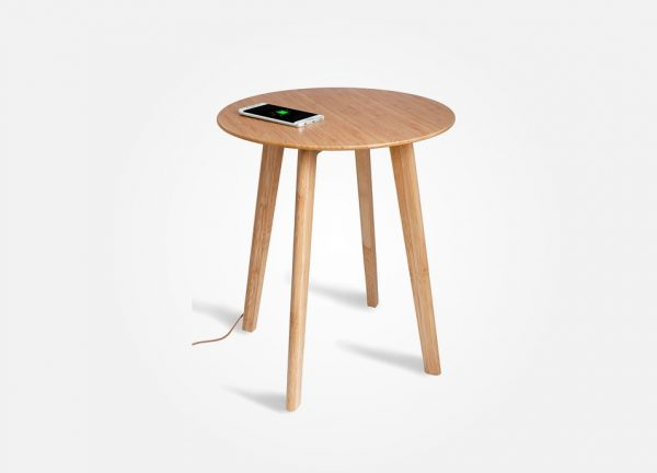 Product Of The Week: A Beautiful Bamboo Side Table With