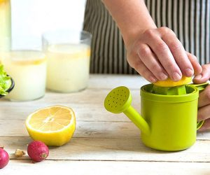 Product Of The Week: A Cute And Functional Citrus Squeezer & Pourer