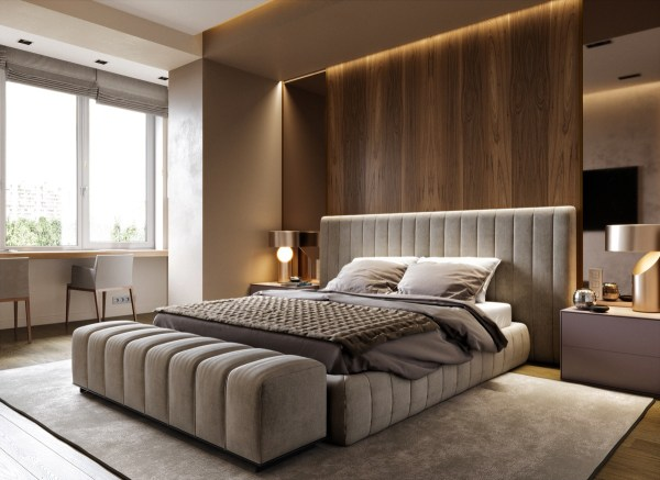 modern bedroom designs 2019 51 Modern Bedrooms With Tips To Help You Design
