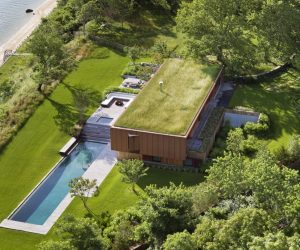 Sustainable Luxury Home In The Hamptons, NY